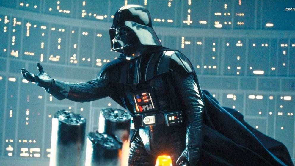 Darth Vader es el mayor villano de la historia del cine