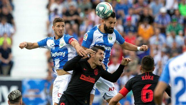 Leganes Vs Atletico De Madrid Resultado Resumen Y Goles 0 1