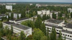 Prypiat está en total abandono desde la catástrofe de Chernobyl