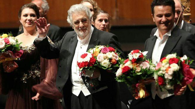 Plácido Domingo reaparece en Austria tras la polémica sexual