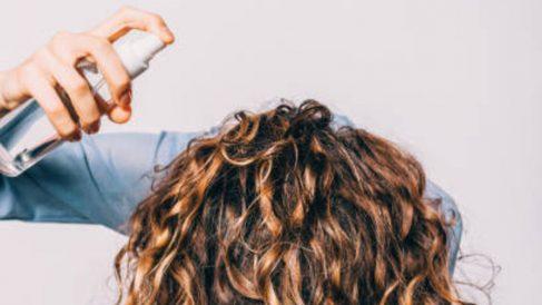 Pasos para ondular el cabello con agua y sal