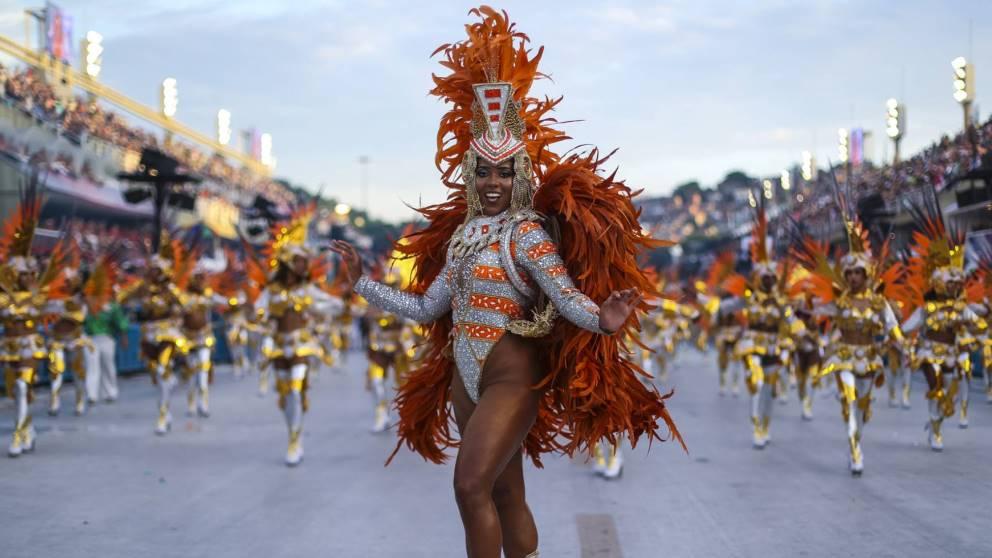 El Carnaval de Río de Janeiro es el más prestigioso del mundo