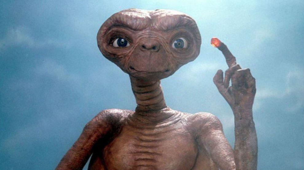 E.T. es el alienígena más querido en todo el mundo