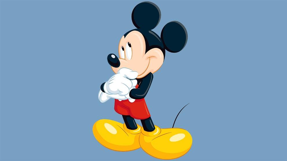 Mickey Mouse es el personaje animado más conocido del mundo