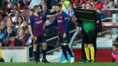 Abel Ruiz debuta con el Barcelona (@AbelRuizOrtega)