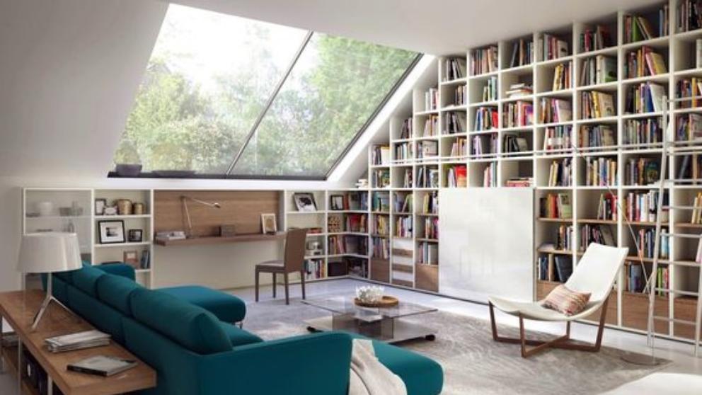 Cómo organizar una biblioteca en casa