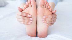 Pasos para blanquear los pies con remedios caseros