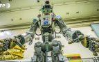 La Soyuz con el androide 'Fedor' logra acoplarse en su segundo intento a la Estación Espacial