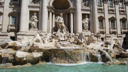 La Fontana di Trevi tiene una leyenda muy interesante