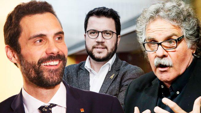 Torrent gana enteros para sustituir a Junqueras como candidato a presidir la Generalitat