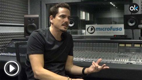 Jonathan Espinosa, director de la escuela Microfusa de Madrid.