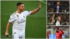 Posibles rivales del Real Madrid en el sorteo de la fase de grupos de la Champions League.