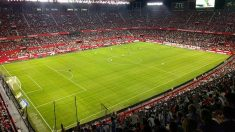 Estadio Ramón Sánchez Pizjuán.