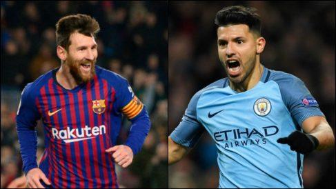 Barcelona y Manchester City son los favoritos al título, según las apuestas.