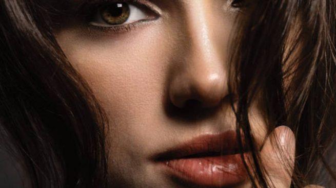 como aplicar el lapiz labial marron