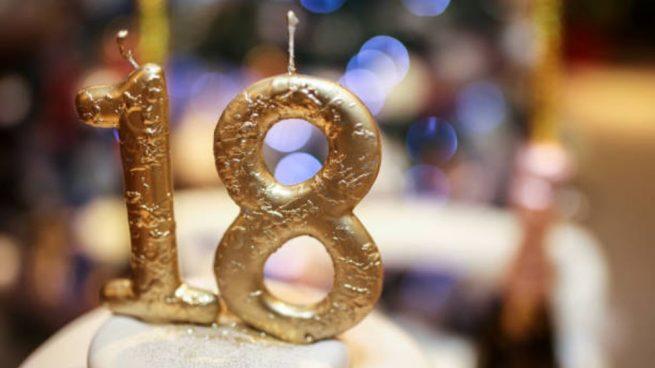 centros de mesa para una fiesta 18 cumpleaños