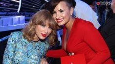 Demi Lovato podría haber lanzado indirectas a Taylor Swift