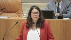 La diputada de Podemos en La Rioja Raquel Romero. (Ep)