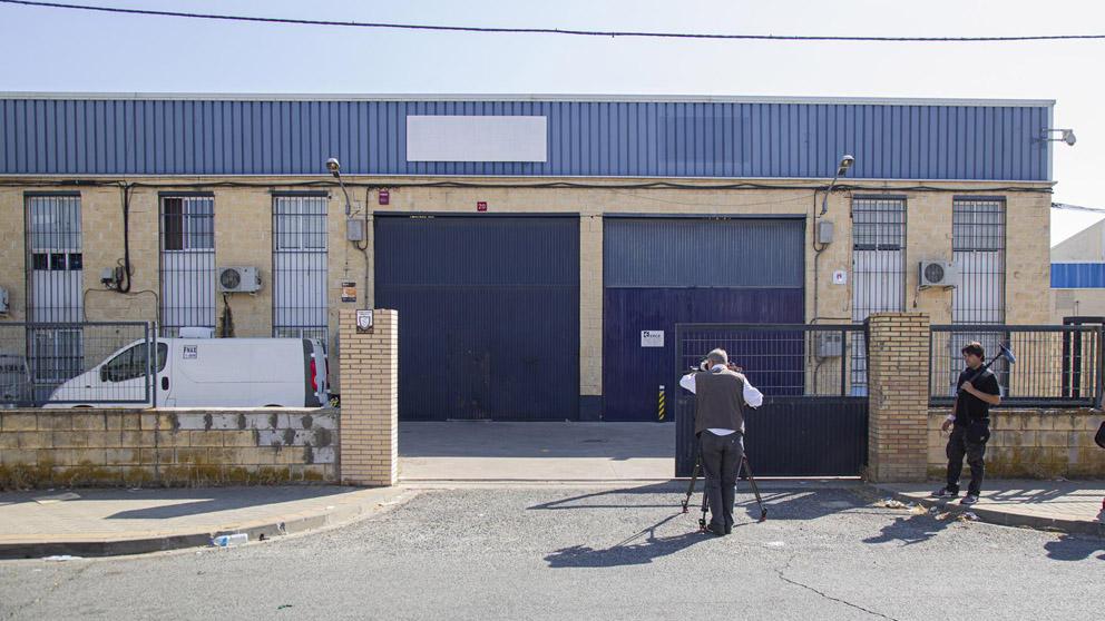 Fábrica de Magrudis en Sevilla (Foto: EP)