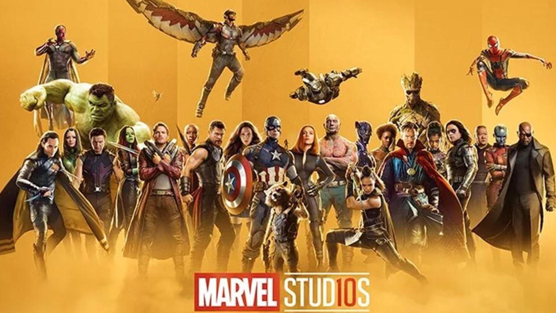Las películas de Marvel en orden cronológico