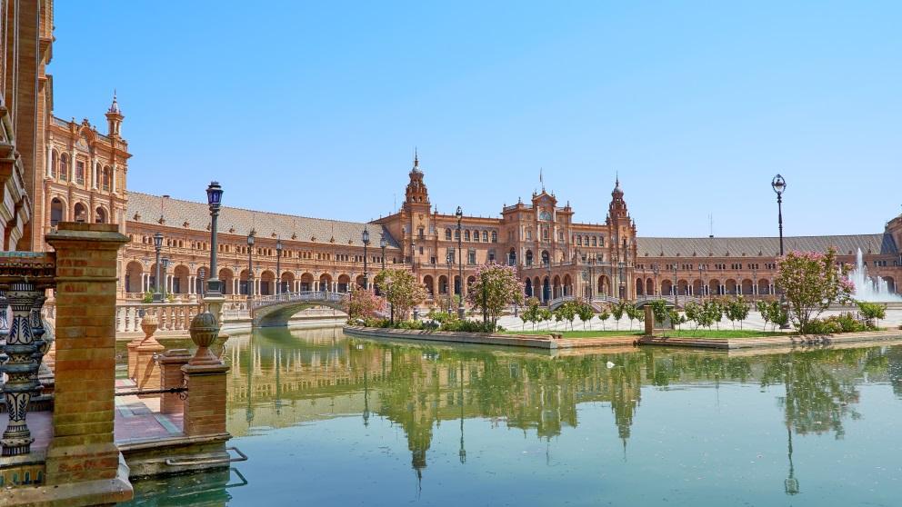 La Plaza de España de Sevilla es uno de los lugares más bonitos de nuestro país