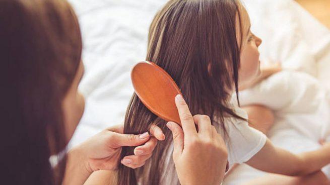 peinado perfecto niñas primer día de clase