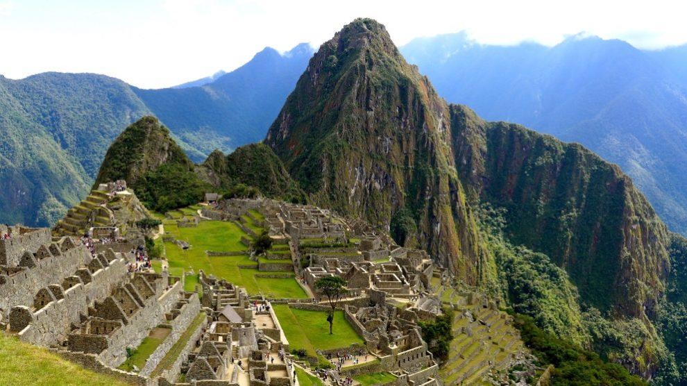 Su espectacularidad hace del Machu Picchu un lugar muy visitado