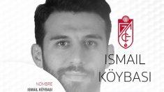 Ismail Köybasi, nuevo fichaje del Granada (Granada Club de Fútbol)