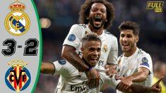 Villareal Real Madrid