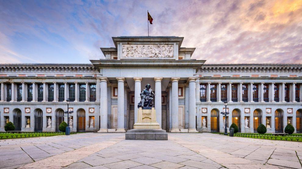 El Museo del Prado de Madrid es uno de los más importantes del mundo