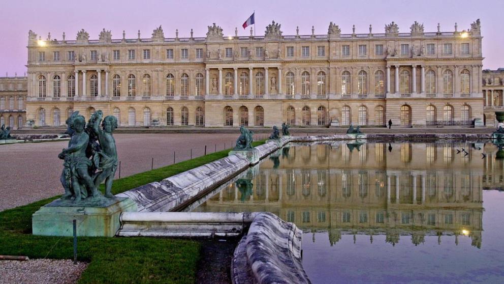 El Palacio de Versalles es el más espectacular del planeta