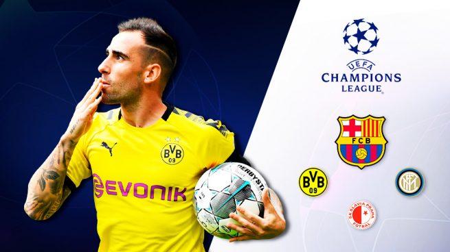 Barcelona grupo Champions