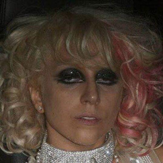 Lady Gaga: Las imágenes con estado de embriaguez que están dando la vuelta al mundo