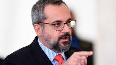 El ministro de Educación de Brasil, Abraham Weintraub. Foto: AFP
