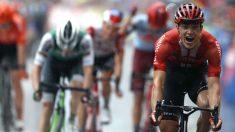 Arndt gana la octava etapa de la Vuelta a España. (EFE)