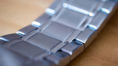 Guía de pasos para quitar eslabones de un reloj de pulsera