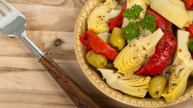 Las mejores 5 recetas con alcachofas de bote, rápidas y deliciosas