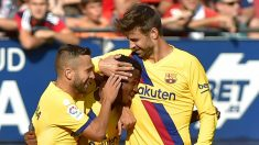 Osasuna – Barcelona: Partido de la Liga Santander, en directo