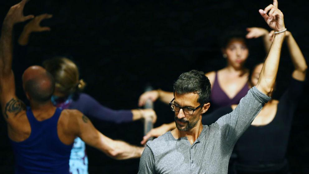 José Carlos Martínez, ex director de la Compañía Nacional de Danza.