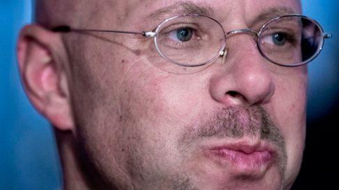 Andreas Kalbitz, candidato de 'Alternativa para Alemania' (afD) en el Estado de Brandeburgo. Foto: AFP