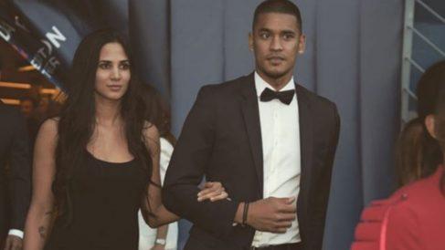Alphonse Areola y su mujer, la nueva WAG del Real Madrid,
