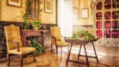 Guía de pasos para decorar y amueblar la casa con muebles antiguos