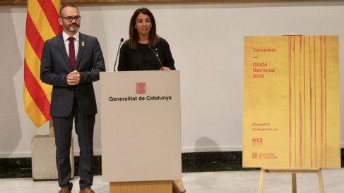 El Govern presenta la campaña de apoyo institucional a la Diada