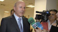 El promotor murciano aficado en Marbella Tomás Olivo.