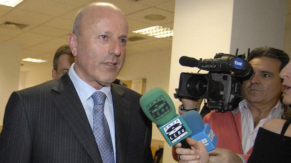 El promotor murciano afincado en Marbella Tomás Olivo.