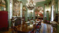 El palacio del Marqués de Villafranca, uno de los más de 20 que se podrán visitar con la iniciativa '¡Bienvenidos a palacio!' de la Comunidad de Madrid.