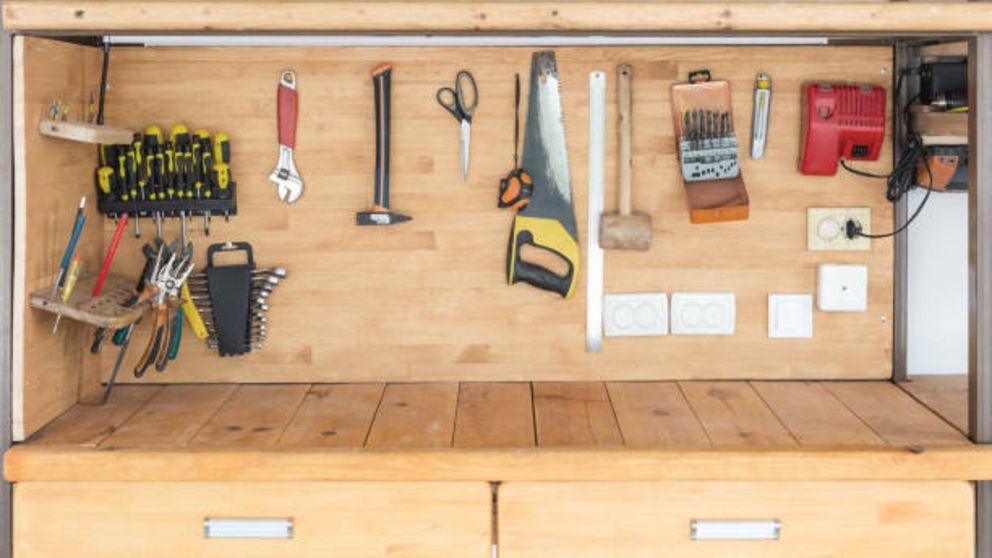Todos los pasos para hacer un panel de herramientas casero