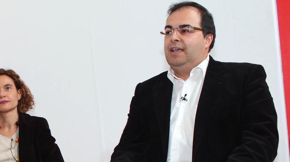 El alcalde de Leganés, Santiago Llorente. (Foto. PSOE)