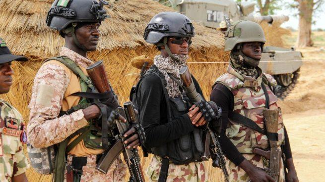 Ejército de Nigeria @Getty