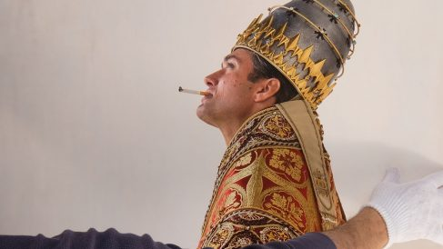 Jude Law en 'The New Pope' @Getty
